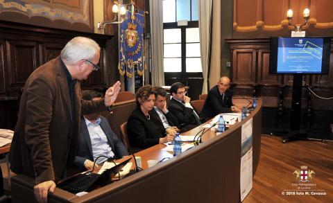 7 Maggio 2018 - Tavolo dei Comuni - Enrico Musso (UNIGE)