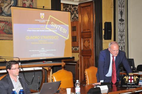 11 Maggio 2018 - Tavolo degli Esperti - Enrico Musso (UNIGE)