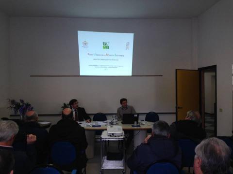 Incontro preparatorio con i Comuni delle valli interne - Viani (ANCI) e Garibaldi (CMGE)