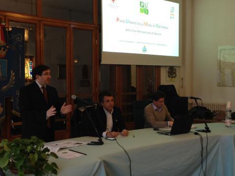 Incontro preparatorio con i Comuni della fascia costiera - Vinai (ANCI)