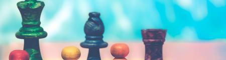 immagine scacchi a titolo grafico